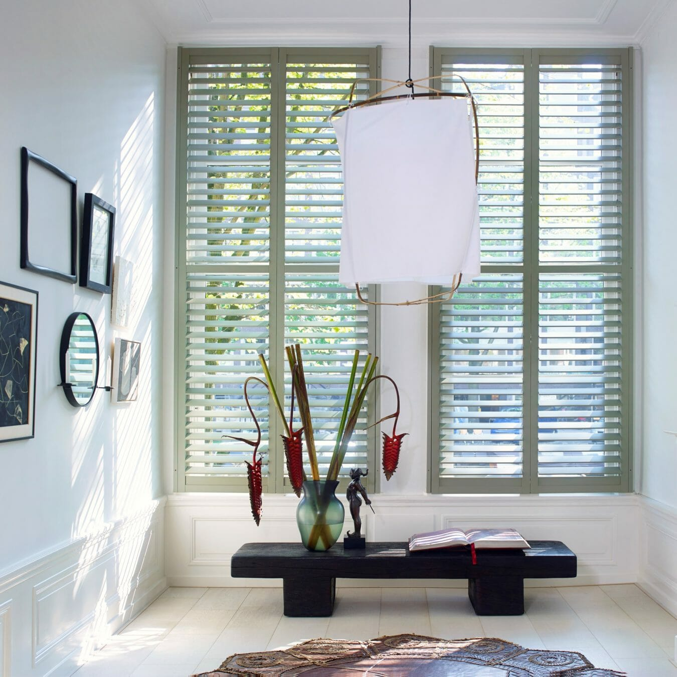 Piet Boon shutters by Zonnelux