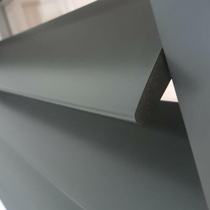 Zonnelux shutters Top-line