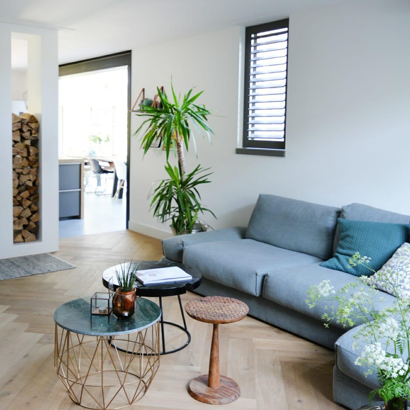 Piet boon shutters klein raam