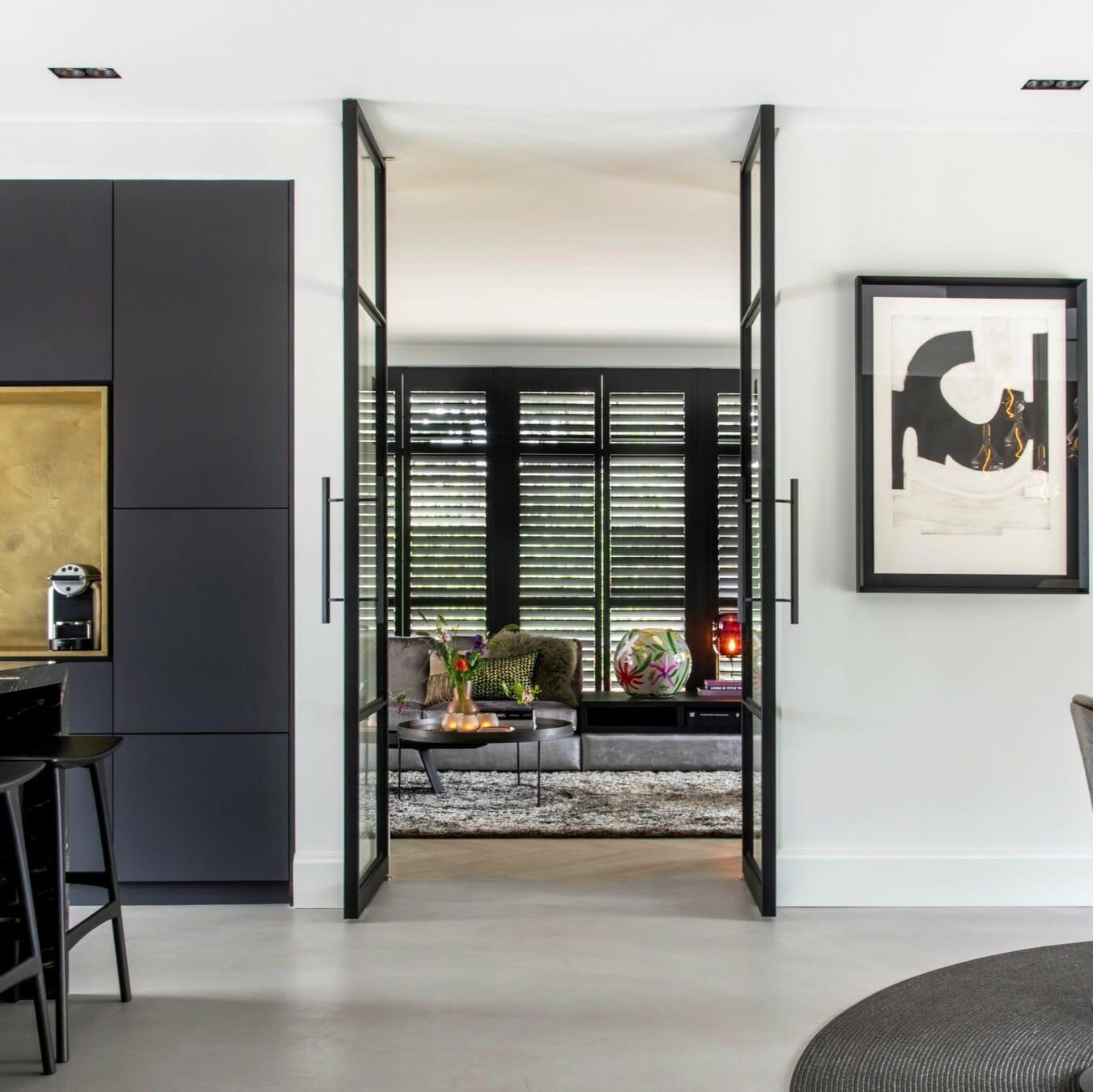 Piet Boon shutters by Zonnelux